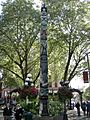 Seattle - Pioneer Square totem pole 01