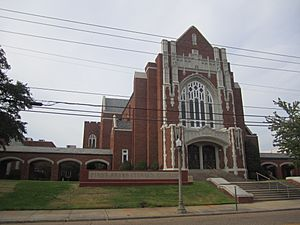 First Presbyterian Church, Shreveport, LA IMG 4957