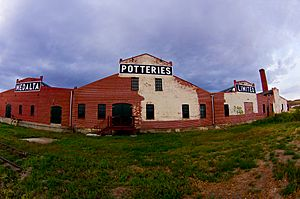 Medalta Potteries National Historic Site of Canada ID 12132 - 3