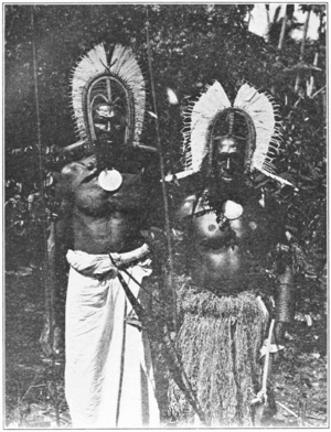 PSM V85 D230 Natives of the murray islands torres straits