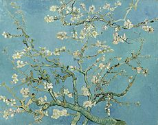 Vincent van Gogh - Almond blossom - Google Art Project