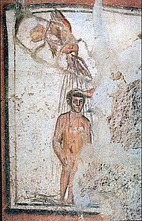 Baptism - Marcellinus and Peter