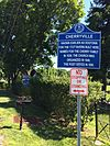 Official seal of Cherryville, New Jersey