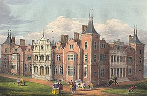 Houghton House by the Rev I. D. Parry