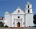 Mission San Luis Rey de Francia current