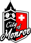 Official seal of Monroe, Wisconsin