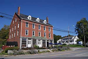 Newcastle Publick House, Newcastle, Maine - 20130919-02