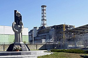 Chernobyl Nuclear Power Plant