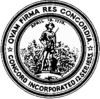 Official seal of Concord, Massachusetts