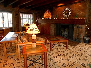 Dude Rancher Lodge Lobby 01