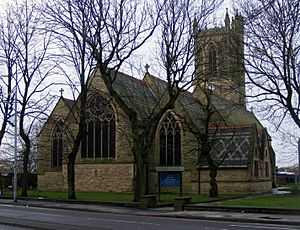 St Peter's Church, Swinton
