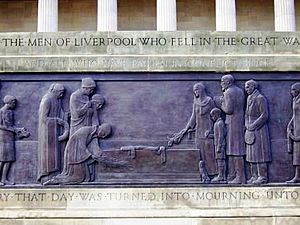Tyson Smith Liverpool Cenotaph 2