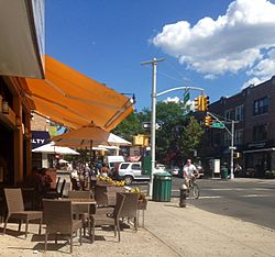 30th Avenue, Astoria, Queens, NYC