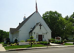 Berkeley Heights NJ Little Flower Catholic church