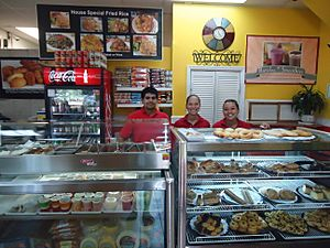 Latin Bistro restaurant in Summit NJ serves Latino-based food and baked goods