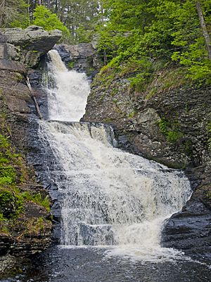 Raymondskill Falls, Delaware Water Gap National Recreation Area, PA