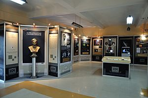 Subrahmanyan Chandrasekhar Exhibition - Science City - Kolkata 2011-01-07 9514