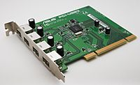 USB2-PCI Card