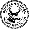 Official seal of Buckland, Massachusetts