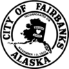 Official seal of Fairbanks, Alaska