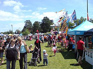 Grey Lynn Festival In Auckland 2008