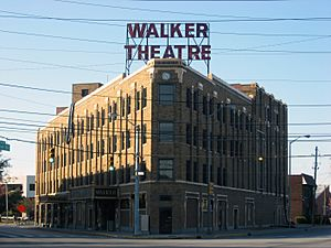 Madame Walker Theatre Center