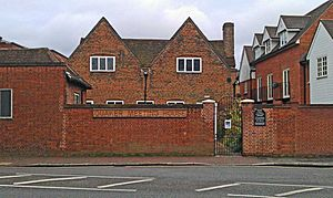 Quaker Meeting House - Hertford England
