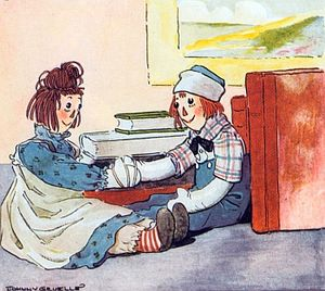 Raggedy Ann & Andy - Project Gutenberg eText 17371