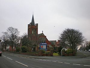 Ansdell Baptist Church - geograph.org.uk - 1148162