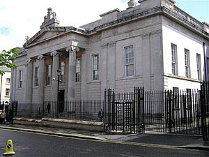 Bishop Street Courthouse, Derry - Londonderry - geograph.org.uk - 174216