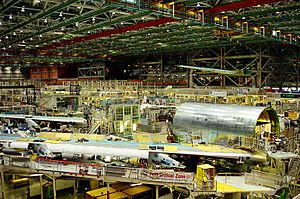 Boeing Factory 2002