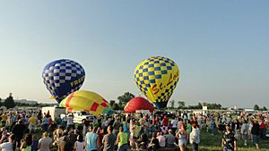 California Balloon Invitational - 2011