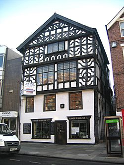 Tudor House, Chester