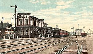 Williamsport pre 1921 postcard2
