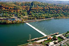 Allegheny River Lock and Dam No.4