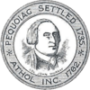 Official seal of Athol, Massachusetts