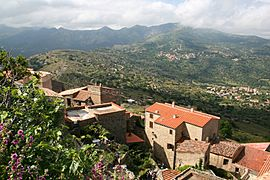 Sant'Antonino, and the villages of the Balagne