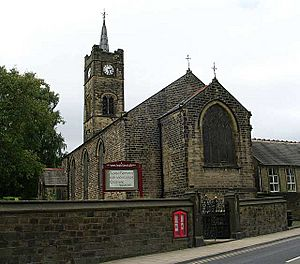 St James' Church - Kirkgate - geograph.org.uk - 547453