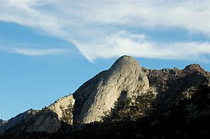 Sugarloaf Peak, Organ Mountains, New Mexico (2007)