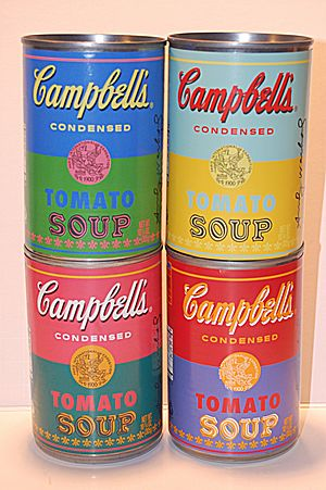 TAG Andy Warhol Soup Can 01
