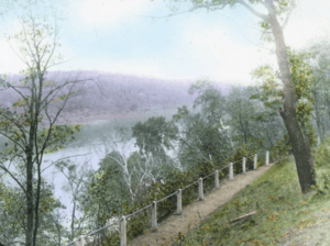 Winchell Trail Minneapolis 1918 cropped
