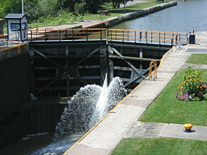 Eire Canal, Lock 32
