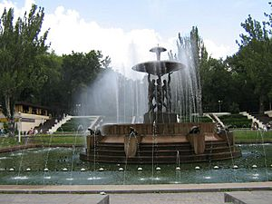 Fountain Rostov on Don1