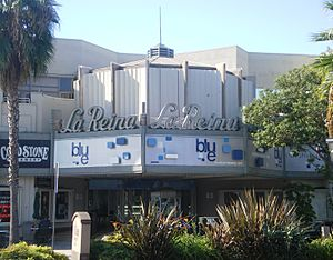 La Reina Theater, Sherman Oaks