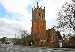 St Mark, Westmoreland Road, Bromley - geograph.org.uk - 1766670