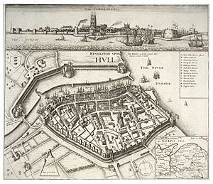 Wenceslas Hollar - Hull