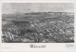 Adelaide supplement to the Illustrated Sydney News