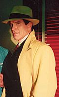 Warren Beatty as Dick Tracy