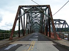Albert Gallatin Memorial Bridge (1930) - West End