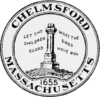 Official seal of Town of Chelmsford